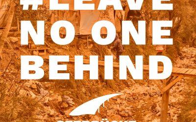 Corona-Hilfe & #leavenoonebehind